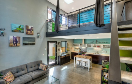 $199k Loft Style Townhome