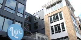 The Lyric Apartments, at 215 10th Ave E., officially opened in November, 2012.