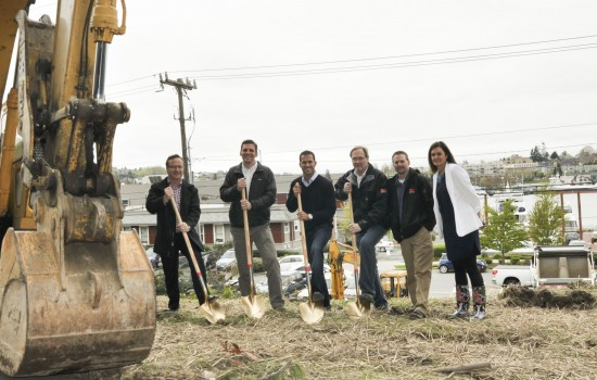 Residences at Fairview, formerly Enclave, Breaks Ground
