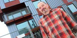 Architect Ray Johnston