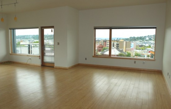 A Sweet, Spacious Penthouse in Ballard. Would You Pay $5,700 a Month?