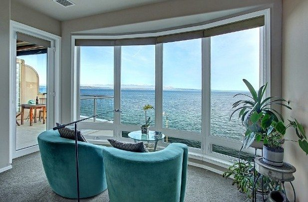 The view at 1210 Alki Ave SW #601
