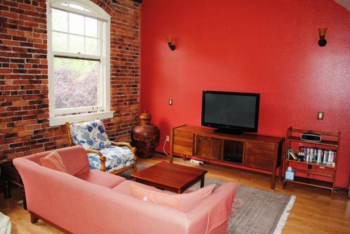 Firehouse 201 Living Room