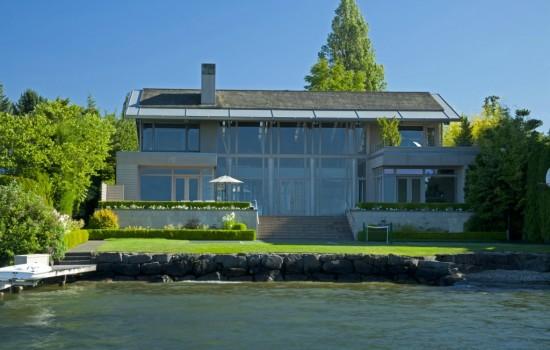 George Suyama Mercer Island Waterfront
