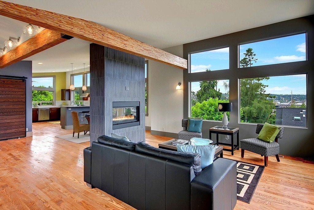 219 NW 41st St - Living Room