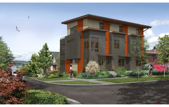 Franklin 3: Eastlake Townhomes