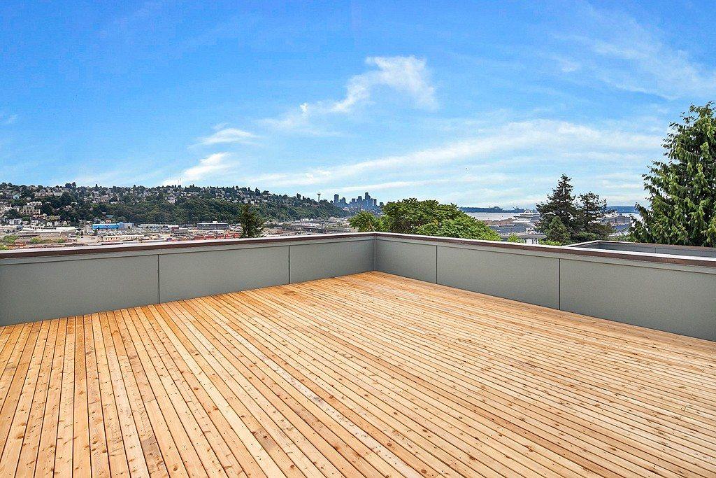 2335 W Newton St - Roof