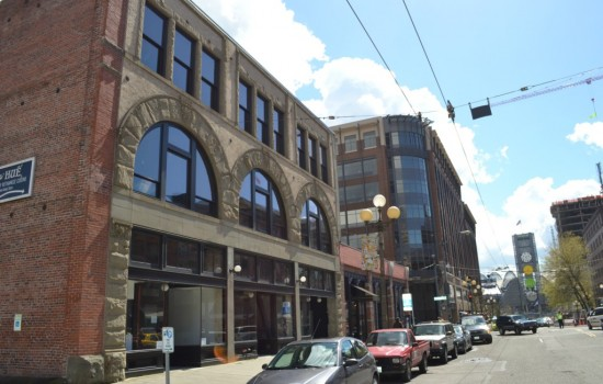 Opportunity to Build a 8,000sf Pioneer Square Loft