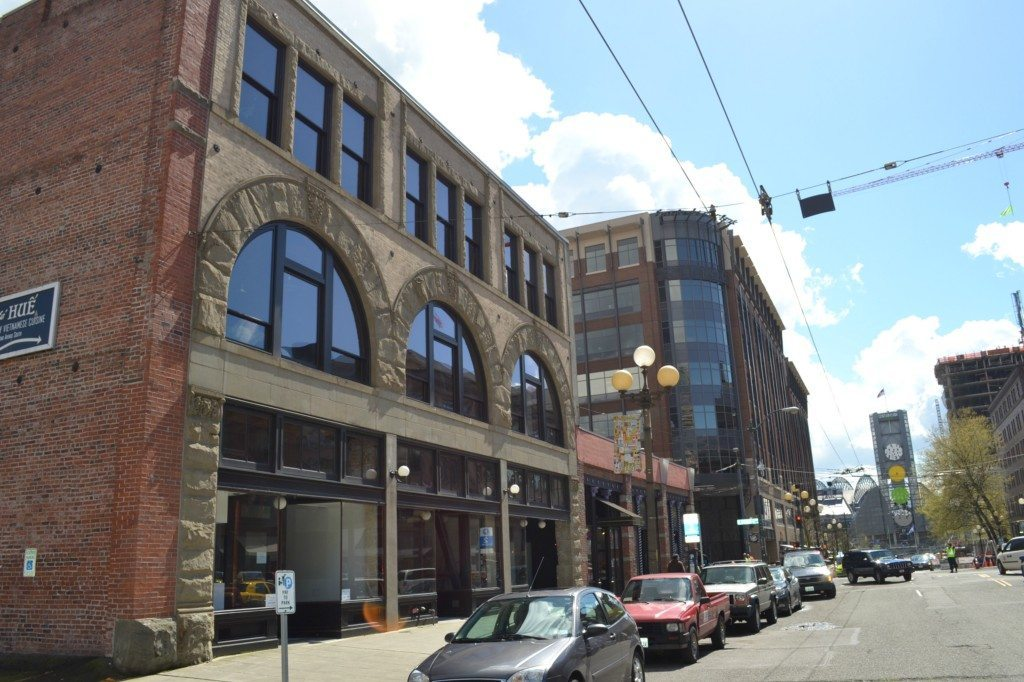 517138 1 0 Opportunity to Build a 8,000sf Pioneer Square Loft