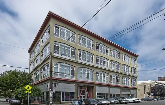 Rent a Corner Unit at Monique Lofts