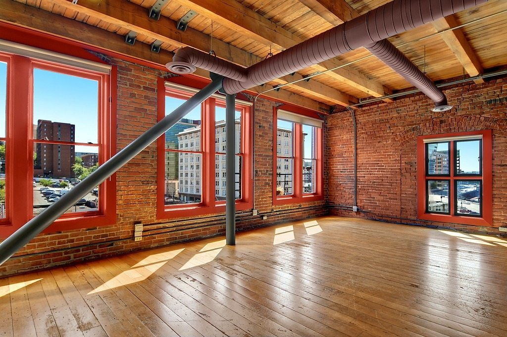 210 3rd Ave 5d Interior 1 Monster Pioneer Square Loft