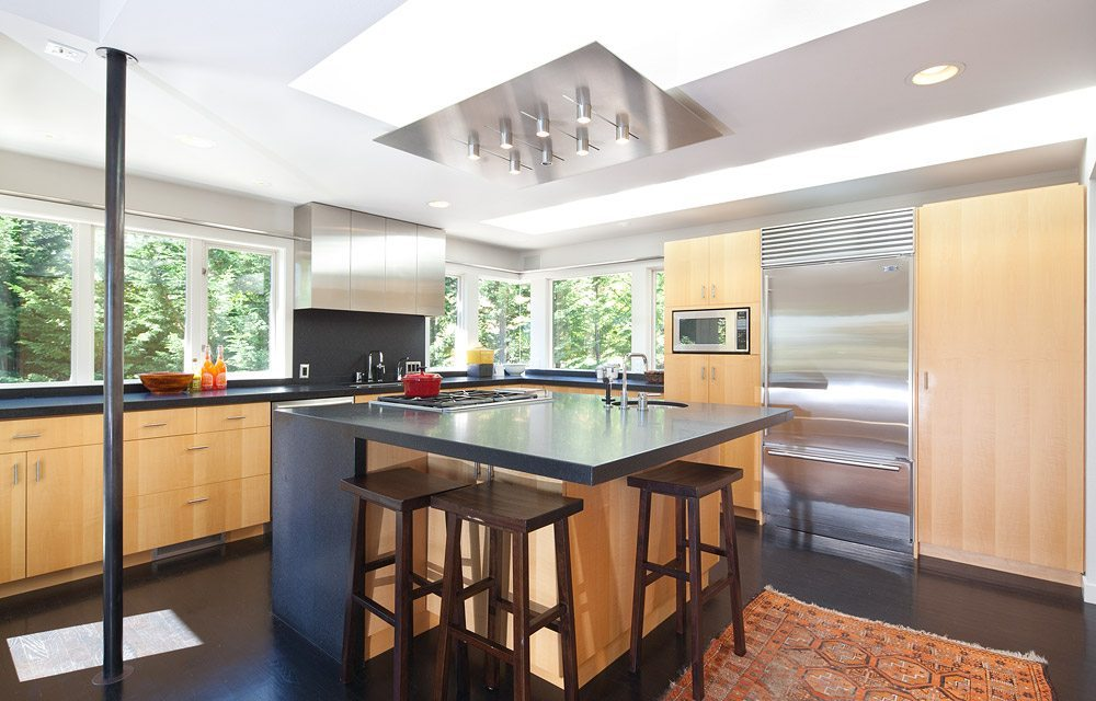 815 Hillside Dr E Kitchen George Suyama Remodel in Washington Park
