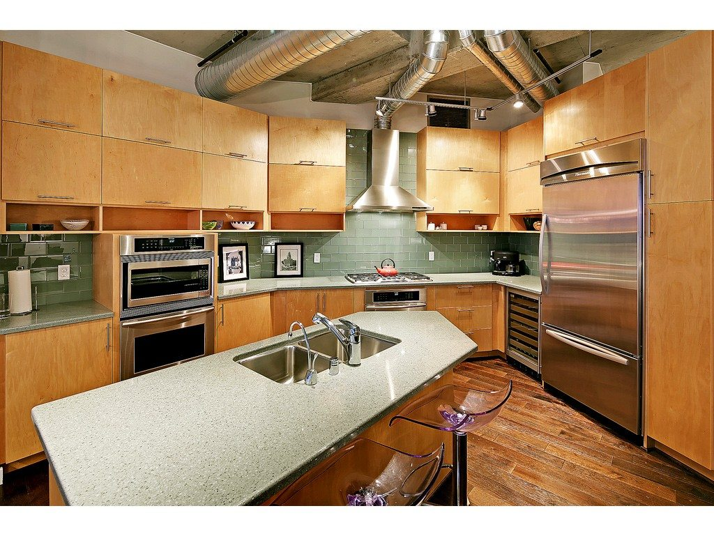 2720 3rd Ave Kitchen Mosler Lofts Penthouse