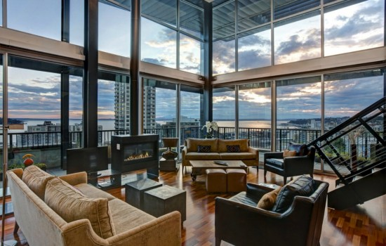 Another Mosler Lofts Penthouse!