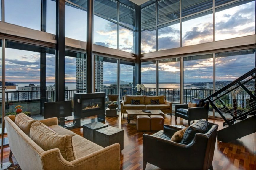 2720 3rd Ave - Ph 1 - Living Room