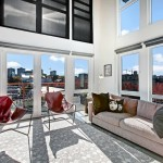 401 9th Ave N Living Room 150x150 Veer Lofts in SLU Officially Open