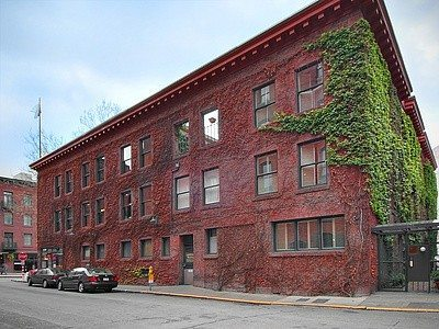 Pioneer Square West Facing Brick Live/Work Loft