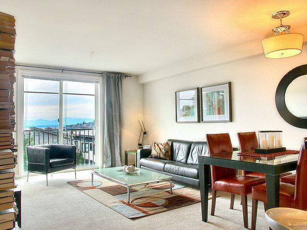 Meritage - Living Room