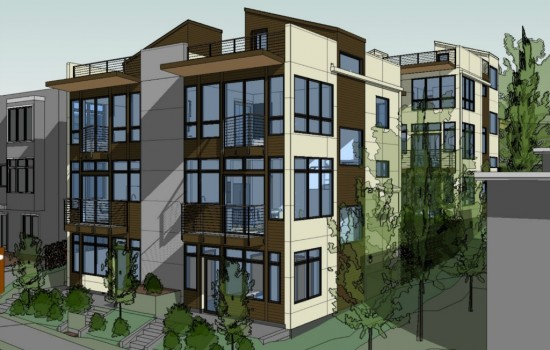 Queen Anne Pre-Sale Townhomes from Paar
