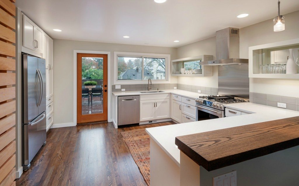 Small Square Kitchen Remodel Ideas