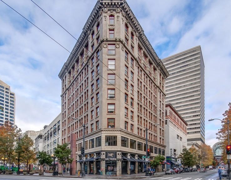 1500 4th Ave #905 Seattle Downtown Condo