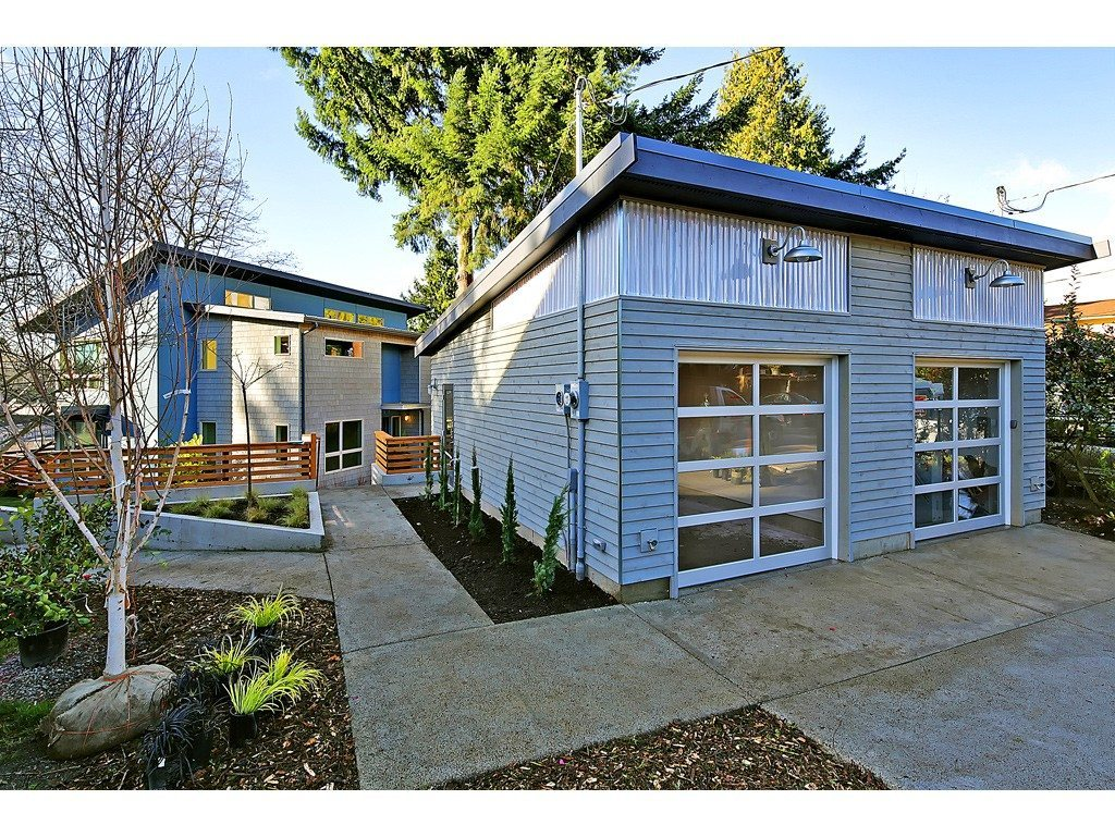 5031 43rd Ave S Exterior Dwell NW Modern in Columbia City