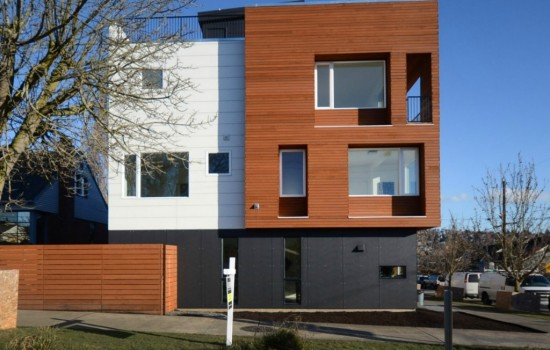 Eco-Friendly Ballard Townhouse