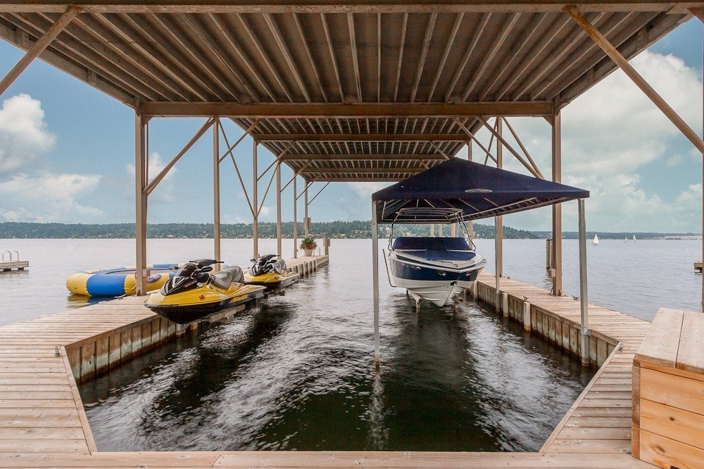 Lakehaven Dock $8m Seward Contemporary Still For Sale