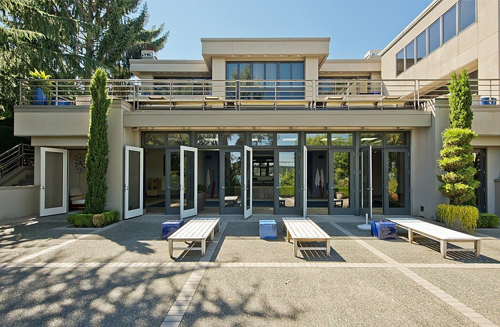 Lakehaven Exterior 2 $8m Seward Contemporary Still For Sale