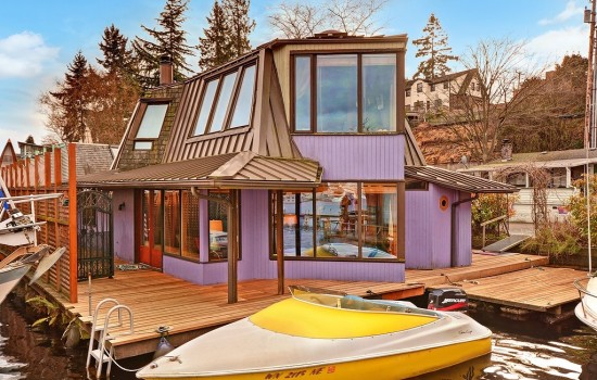 LkLivn: Portage Bay Floating Home