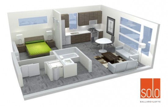Solo Lofts – 25% Sold