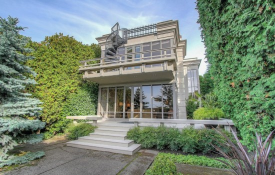 Macklemore's $2.1m Capitol Hill House
