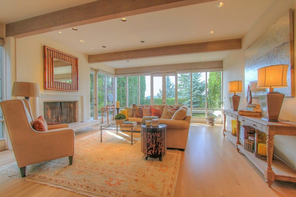 1935 10th Ave E Macklemore Living Room Macklemores $2.1m Capitol Hill House