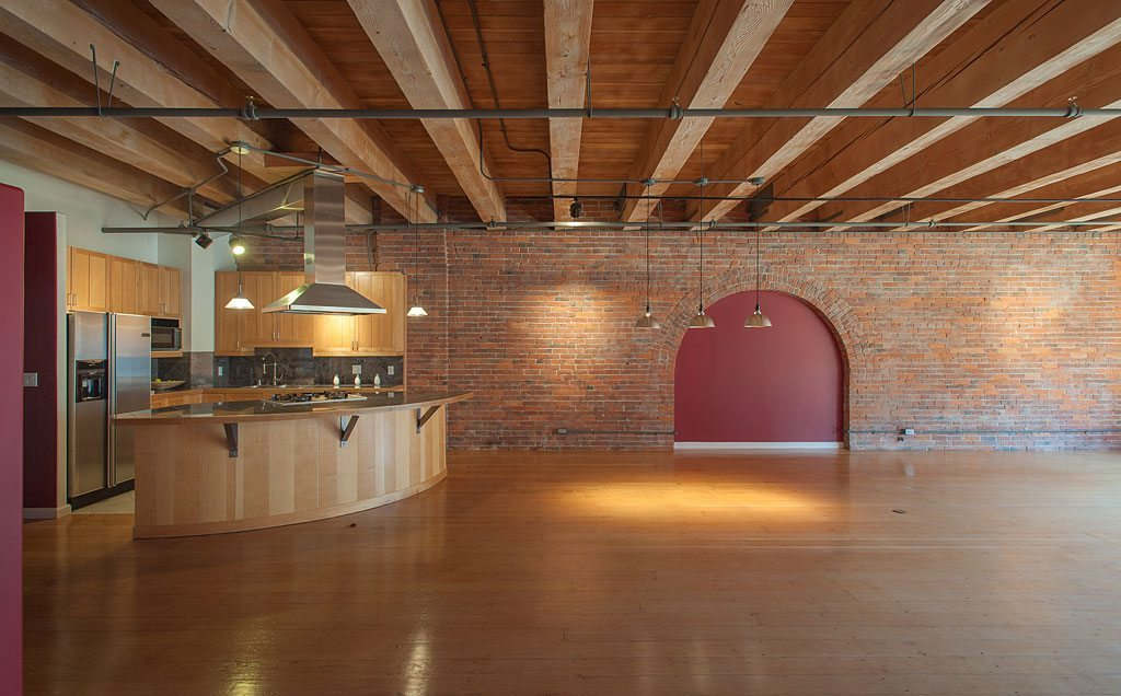 210 3rd Ave S Kitchen Monster Pioneer Square Loft