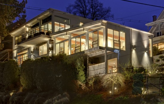 Capitol Hill Mid-Century Modern