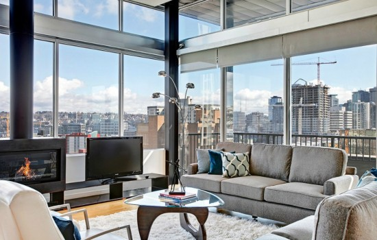 Big Penthouse at Mosler Lofts