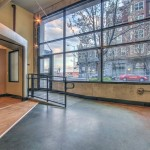 80 Vine St Unit 2604 Living Room 150x150 $2.45mil Banner Building Unit. Top Floor at 19th Lofts