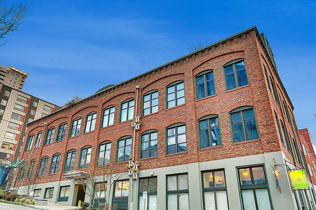 81 Vine St Unit 506 Exterior 81 Vine Penthouse Corner Loft