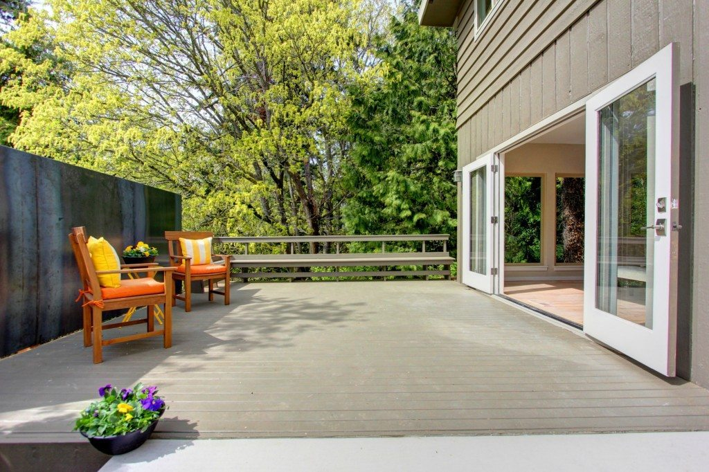 11717 9th Ave NW - After - Deck