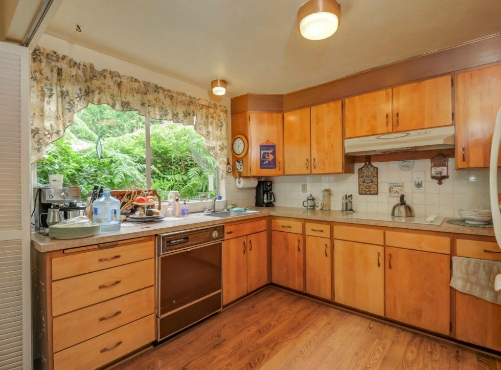 11717 9th Ave NW - Before - Kitchen