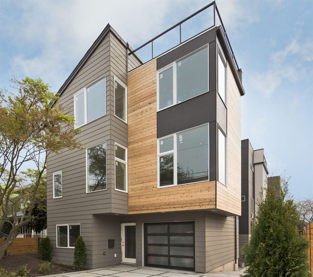 Find Townhomes: Wallingford New Construction