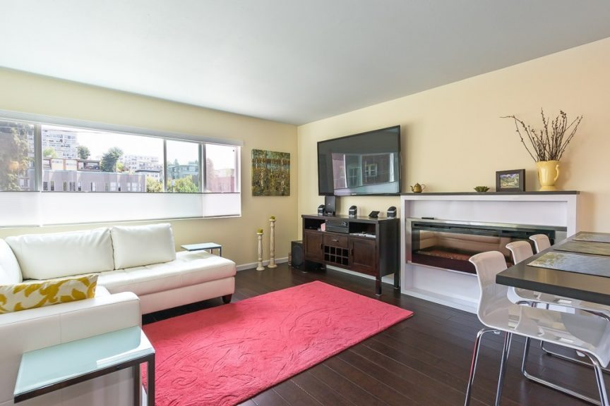 Melrose Terrace. Before   After of a 60 s Condo Remodel   urbnlivn