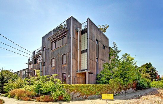 Eco-Friendly Townhouse in Fremont