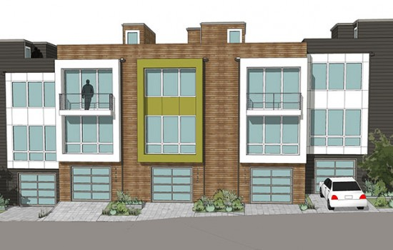 Seven Central District Townhomes