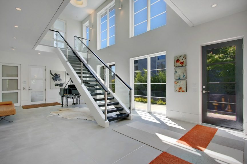 1910 37th Place E - Staircase