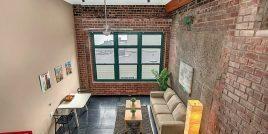 Belltown Lofts, unit 301, Interior