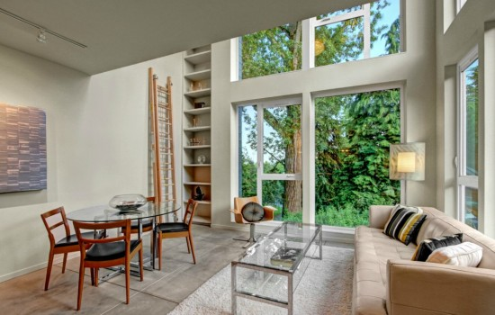 Eco-friendly Capitol Hill Townhouse