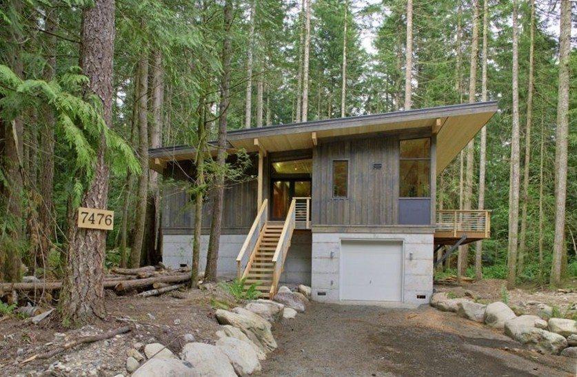 Baker Cabin - Exterior 2