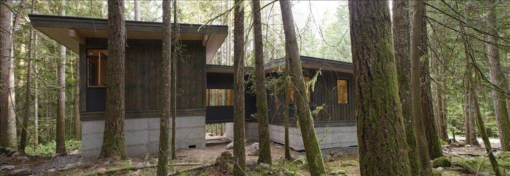 Baker Cabin - Exterior 3