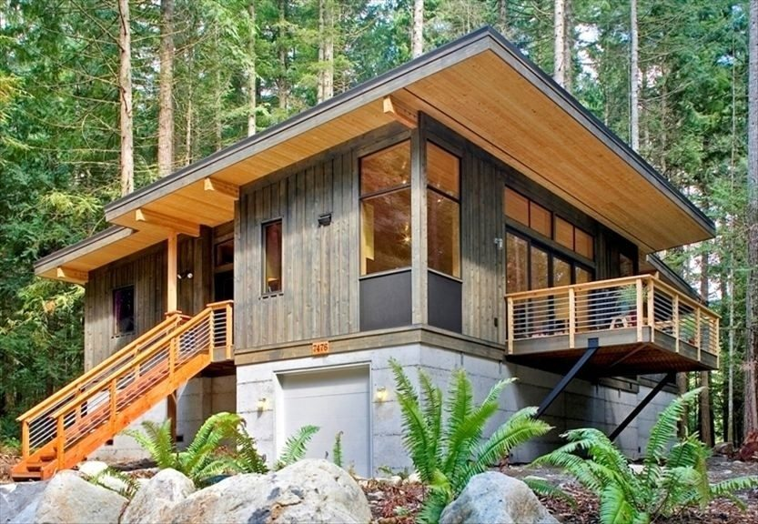 Baker Cabin - Exterior